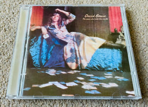 David Bowie - The Man Who Sold The World (1990 Rykodisc) CD with Bonus Tracks