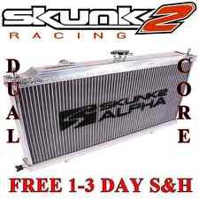 Skunk2 349-05-3000 Alpha Series Aluminum Radiator 06-11 Civic Si FA FG 2DR/4DR
