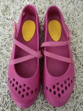 Skechers  Woman Pink Flat Plastic Shoes - Size 6
