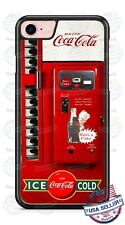 Vending Machine Coca-Cola With Name Phone Case Cover For iPhone Samsung Google