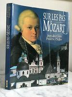 Sur les pas de Mozart Jean des cars Frédéric Pfeffer Perrin 1991