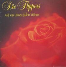 DIE FLIPPERS - AUF ROTE ROSEN FALLEN TRANEN - LP