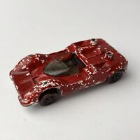 "1968 Vintage Hot wheels Red Line  ""Chaparral 2G"" Die Cast Toy Car"