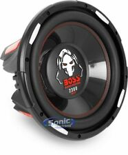 Boss Phantom 12 Inch 2300 Watts RMS Max Power Car Audio Subwoofer with DVC Power