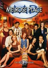MELROSE PLACE COMPLETE THIRD SEASON 3 DVD BOX SET HEATHER LOCKLEAR NEW SEALED