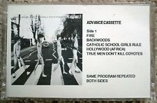 THE RED HOT CHILI PEPPERS The Abbey Road E.P. Promo Advance Cassette UNPLAYED