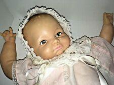 vintage Cameo Miss Peeps doll swivel hinge jointed limbs realistic eyes 17�