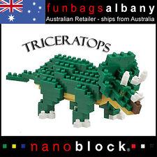 Triceratops Dinosaur Nanoblock KAWADA Building Blocks Nano Tricerotops DINOSAURS