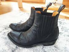 WOODLAND GRINGO WEST Herren Leder Cowboy Stiefel M699 Spitz