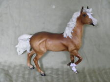 Breyer Horse Statue OOAK CM/Custom Mustang Mare (Hwin) Dappled Buckski
