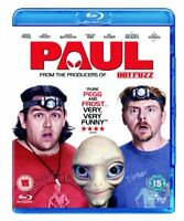 Paul [Blu-ray] [DVD][Region 2]