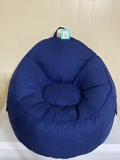 Canvas Bean Bag Chair - Pillowfort