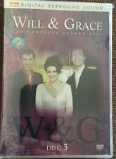 Will & Grace Season 5 DVD Disc 3. Brand New Sealed Free Shipping