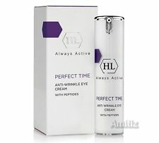 HL HOLY LAND Perfect Time - ANTI WRINKLE EYE CREAM with peptides 15ml / 0.5oz