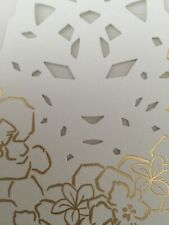 More details for cartier stunning iconic panther 'la panthere' cut out card collectible