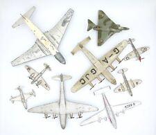 Dinky Aircraft Lot