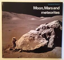 Moon, Mars, and Meteorites by Peter Adams (Brand New, Softcover)