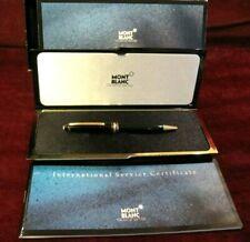 Vintage Montblanc Meisterstuck 164 Ballpoint Pen, with Box. Excellent Cond.
