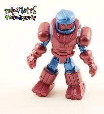 Marvel vs Capcom 3 Minimates TRU Toys R Us Wave 2 Sentinel