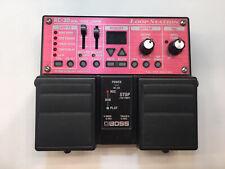 Boss RC-30 Dual Track Loop Station Looper Sampler Recorder Guitar Effect Pedal