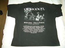 EISREGEN – rare original 2008 LEIPZIG T-Shirt!! pagan black viking