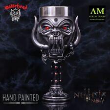 Nemesis Now - Motorhead Goblet - The Warpig - Hand Painted New/Original