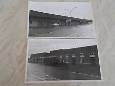 2 Real Photographs Of Louis Botha  Airport Durban -Ex John Stroud Collection