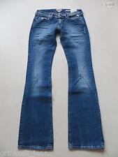Replay WENDIE Bootcut Jeans Hose, W 28/L 34, NEU !! De LUXE Faded Denim ! Gr. 36
