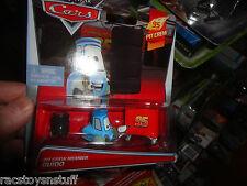DISNEY CARS VEHICLE PIT CREW MEMBER GUIDO , NEVER OPENED