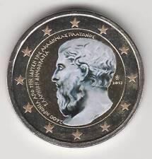 -- 2013A  2 EURO C0ULEUR GRECE -- PLATON ACADEMIE