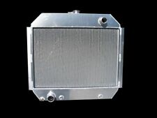 1967-1979 Ford F100-F350 Pickup 78-79 Bronco Aluminum Radiator USA MADE!!!