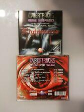 COMPILATION - VIRTUAL AUDIO PROJECT - NIGHTMARE  (CYBERTRACKS)  -  CD