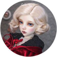 "QQ-54  BJD Doll  Wig {Dolly Planet} 1/4 7-8"";1/3 8-9""; 1/2 9-10"" Volks; SOOM; DZ"