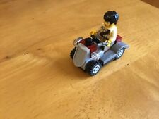 LEGO Pharaoh's Quest Desert Rover (30091) with Jake Raines Minifigure- COMPLETE