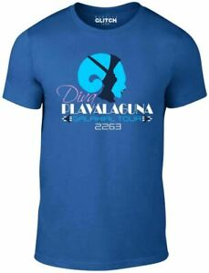 Diva Plavalaguna Men's T-Shirt - Funny t shirt Sci Fi retro fifth space element