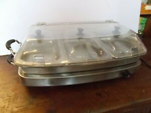 Lakeland Timeless 3 way Bain Marie    Buyer to collect