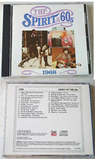 The spirit of the 60´s 1968-Bee mon, Ohio Express, cocker... 1990 time life CD