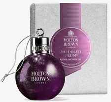 Molton Brown Muddled Plum 2.5 oz / 75 ml Body Wash / Shower Gel Variety