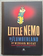 LITTLE NEMO IN SLUMBERLAND BY McCAY MANY MORE SPLENDID SUNDAYS EISNER WINNER NM
