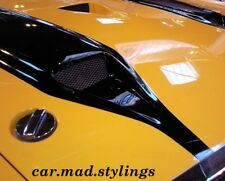 Muscle Style Bonnet Vents/Scoop/Air Intake