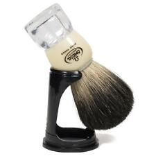 PENNELLO DA BARBA OMEGA PURO TASSO  BADGER SHAVING BRUSH 63170