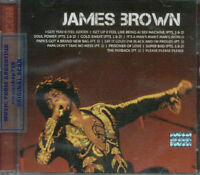 JAMES BROWN ICON SEALED CD NEW GREATEST HITS BEST
