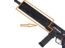 garde main, bottom, grip, 4 RAILS pour TIPPMANN X7 NEUF PAINTBALL 30cm