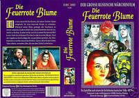 (VHS) Die feuerrote Blume - Russischer Märchenfilm