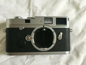 Leica MP 0.85 Silver Film Camera