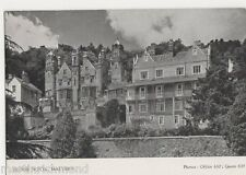Malvern, Tudot Hotel Advert Card, B455