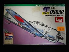 Scale Craft - Type 1 Oscar Japanese Army Fighter (1:72)