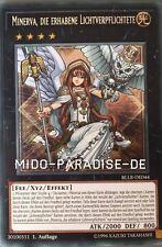 Yu-Gi-Oh!: Minerva, die erhabene Lichtverpflichtete - BLLR-DE044 - Secret Rare