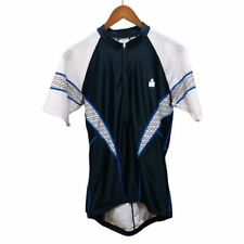 New listing Ironman Half Zip Cycling Triathlon Jersey Men's Large Short Sleeve