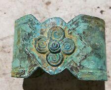 Ancient Celtic Spiral Triskele Bracelet Spectacular Brittany